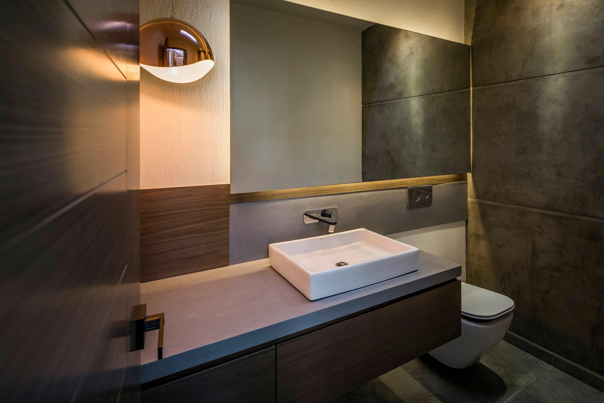 Lee más sobre el artículo ¿Cómo aprovechar un espacio pequeño para hacer lucir un baño?