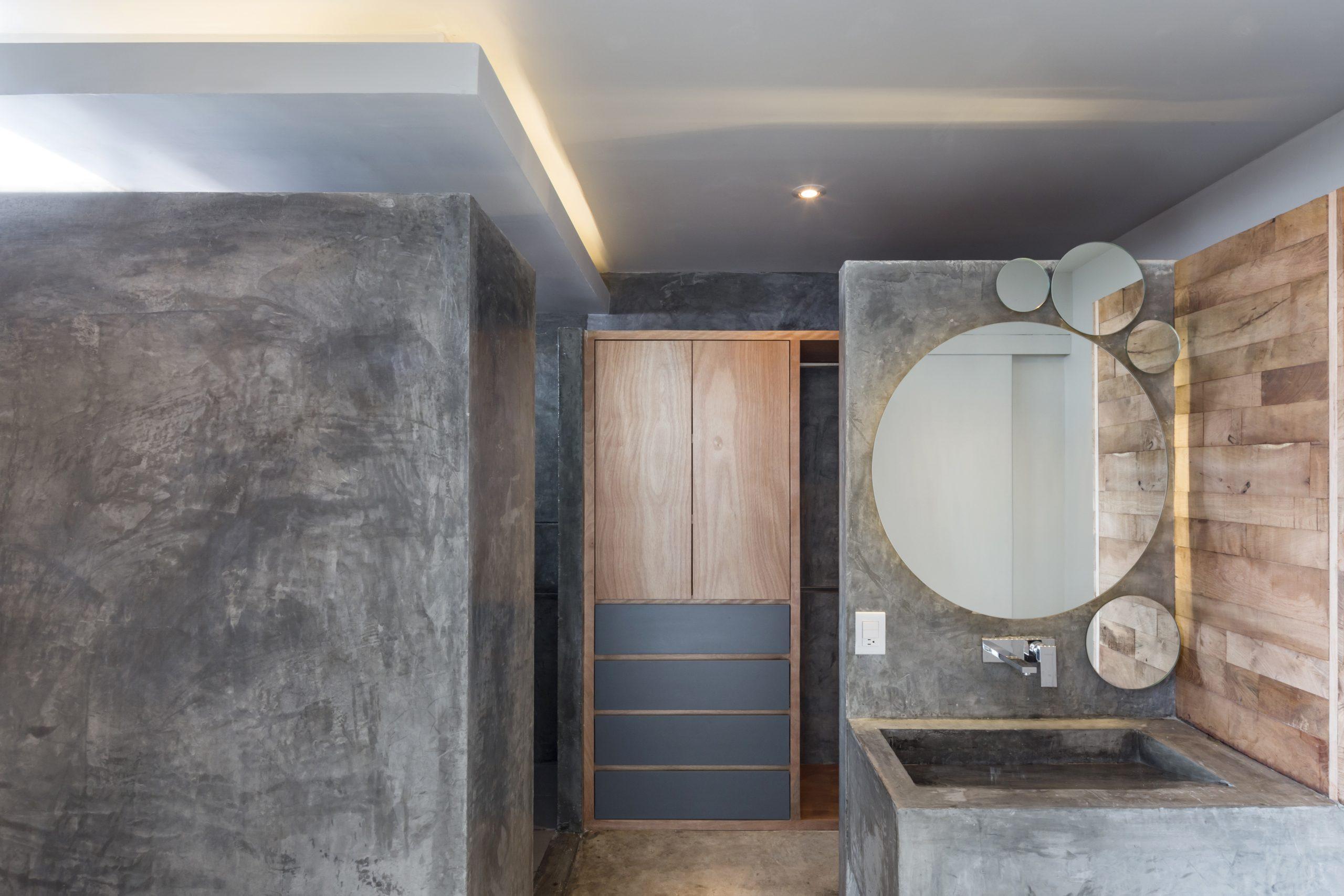 Lee más sobre el artículo Un baño con estilo industrial